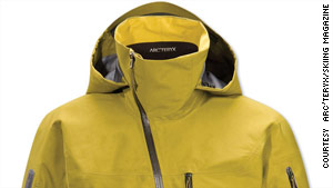 Companies like Arc'teryx are turning out top gear.
