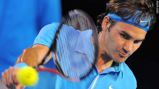 Federer was hoping to add a fifth Dubai Open crown to his trophy haul but has been sidelined by illness.