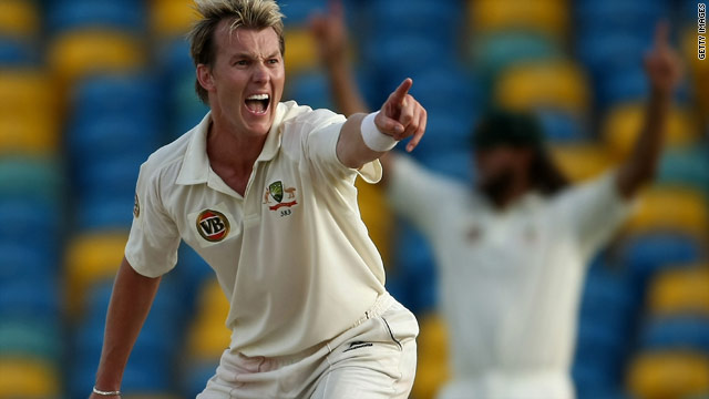 Brett Lee is the fourth-highest Australian wicket-taker of all time with 310 dismissals.
