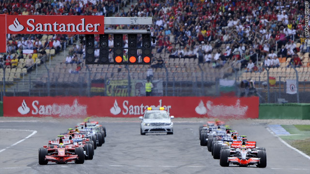 The 2010 Formula One grid will have 24 cars after the US F1 team were omitted from the official entry list.