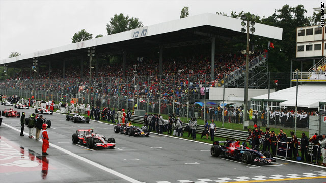 Monza will see Formula One racing until 2016 at the least under a new deal.