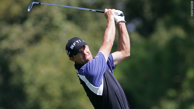 Irish golfer Padraig Harrington is running into form as he seeks to win the Masters for the first time next month.
