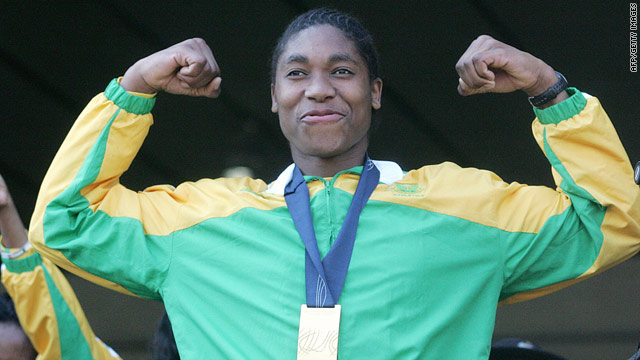 Semenya has confirmed that she will return to action in Zaragoza, Spain at the end of June.