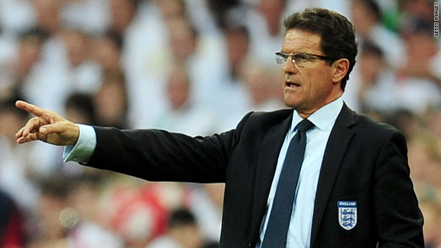 Fabio Capello has committed his future to England until after the European Championships in 2012.