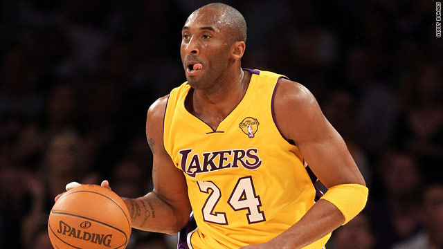 Kobe Bryant scored 26 points to help the Lakers take the finals to game seven in Los Angeles.