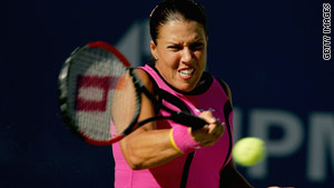 Former top-ranked tennis player Jennifer Capriati, 34, is listed in stable condition after a drug overdose over the weekend.