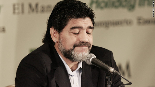 Diego Maradona claims he was betrayed by AFA General Manager Carlos Bilardo over his decision not to renew his contract.
