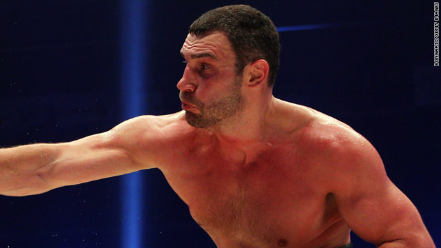 WBC champion Vitali Klitschko has lived in Germany since 1996 after leaving his native Ukraine.