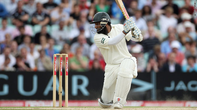 Mohammad Yousuf helped solidify Pakistan's batting line-up after two heavy defeats in the tour of England.