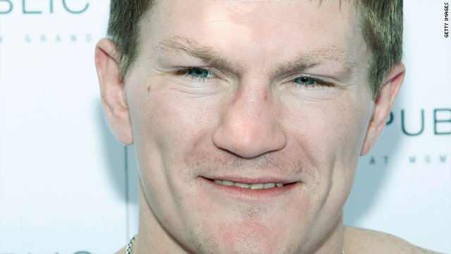 Former world champion Hatton has had his boxing license taken away.