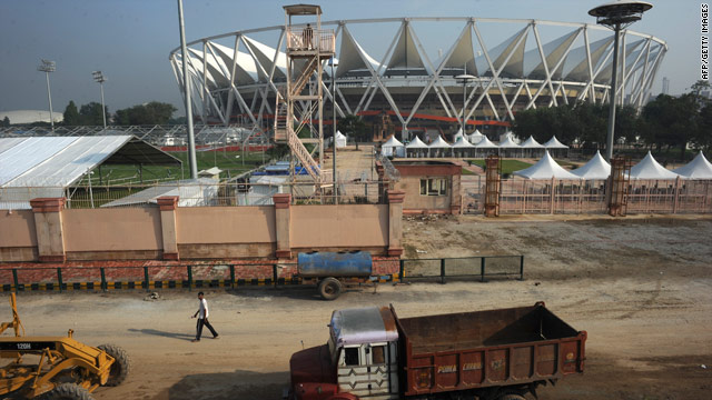 Organizers are scrambling to pull together the Commonwealth Games, which are to start on October 3 in New Delhi.
