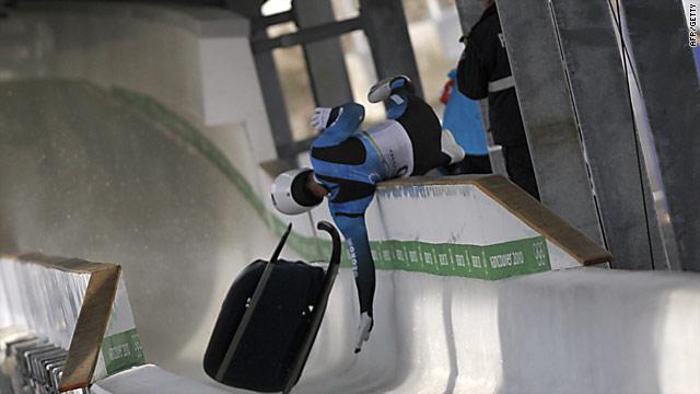 Kumaritashvili's horror crash cast a shadow over the start of the 2010 Winter Olympics.