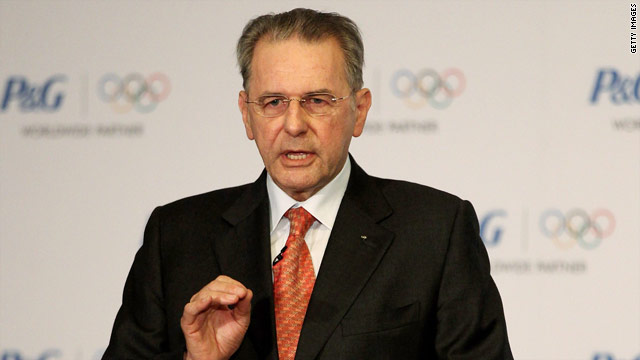 IOC president Jacques Rogge had to deal with a corruption scandal prior to the 2002 Salt Lake City Winter Olympics.