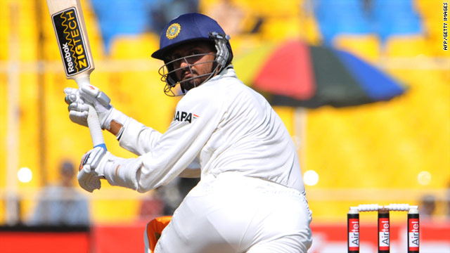 Harbhajan Singh struck a career-best 69 as India continue to lead the way in the opening Test against New Zealand.