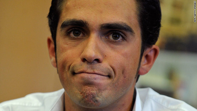 Alberto Contador's fate will now be decided by the Spanish cycling federation after the UCI requested a hearing.
