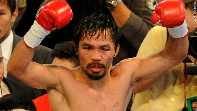 Manny Pacquiao has had two commnading victories since the first talks with Floyd Mayweather collapsed in January.