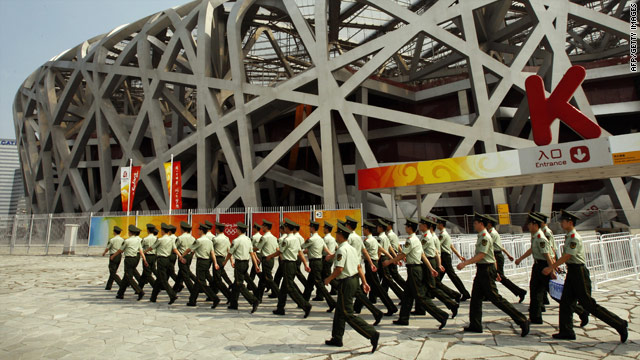 """Beijing's iconic """"Bird's Nest"""" national stadium will host the 15th edition of the World Athletics Championships."""
