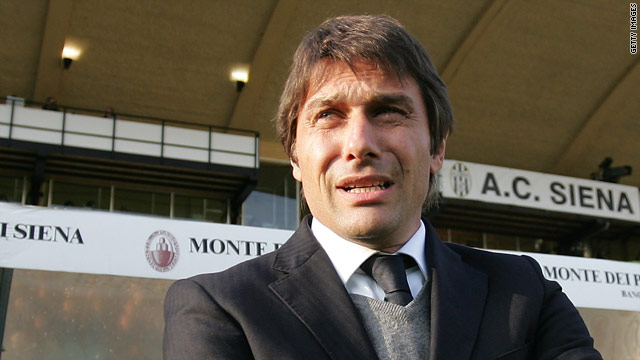 Atalanta are looking for their third coach this campaign and their fourth in under a year after Antonio Conte's exit.
