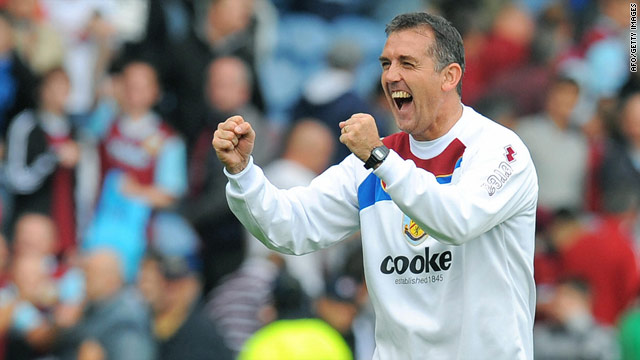 Coyle enjoyed two years of success at Burnley, leading the club to promotion to the English Premier League.