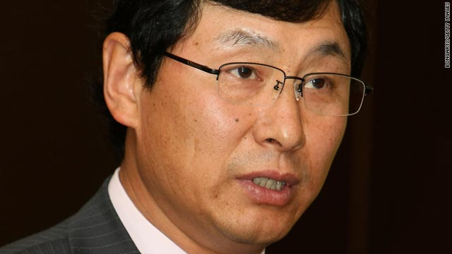 Nan Yong has been replaced as head of the Chinese Soccer Administrative Center.