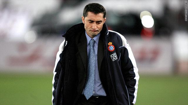 Ernesto Valverde becomes the sixth coach to lose his job in the Spanish Primera Ligia this season.