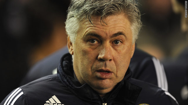 Ancelotti has held a face to face meeting with his players to warn about their behavior.