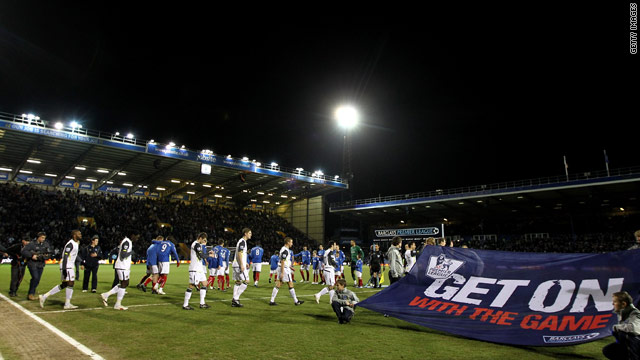 Portsmouth are unlikely to be playing Premier League football next season if they go into administration.