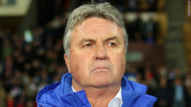 Guus Hiddink is in the frame to be named Ivory Coast national coach during this summer's World Cup finals.
