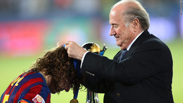 FIFA President Sepp Blatter has said he will only embrace goalline technology which is accurate and immediate.