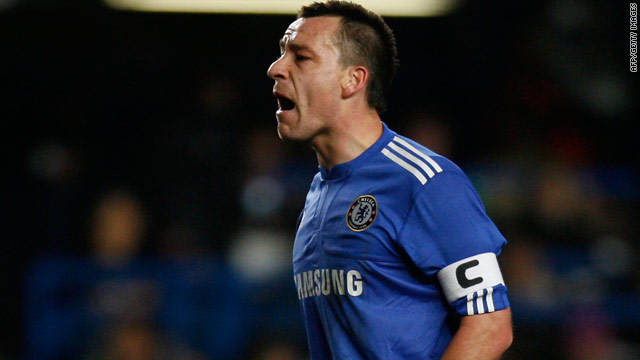 John Terry was stripped of the England captaincy following revelations about his personal life.