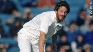 Ian Botham tells CNN about his passion for football.