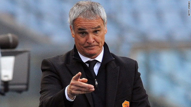 Claudio Ranieri's Roma side remain on course for the Italian double after reaching the cup final on Wednesday.