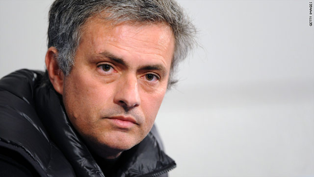 Jose Mourinho is eyeing a treble of trophies for his Inter side.