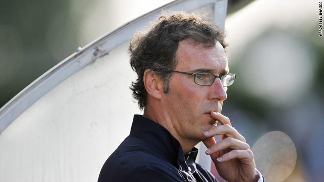 Laurent Blanc will take over as French national coach after the World Cup finals in South Africa.