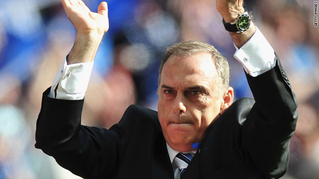 Avram Grant leaves Portsmouth as a fans' hero after taking the club to the FA Cup final.