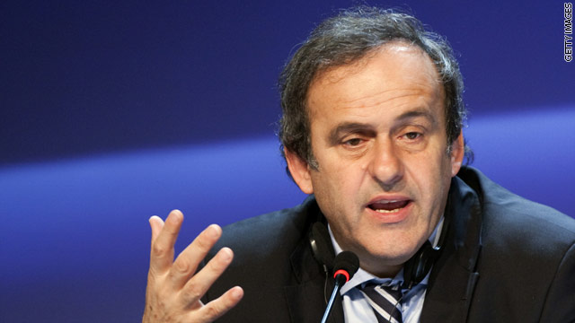 UEFA president Michel Platini gave the go ahead for the rule to limit club spending