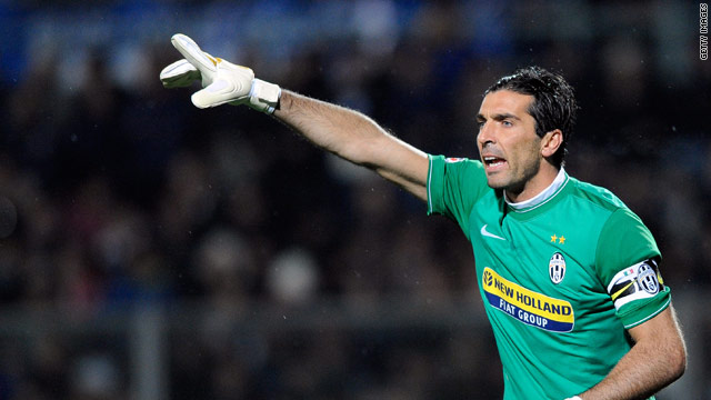 Gianluigi Buffon is the world's most expensive goalkeeper after joining Juventus for $49.2 million from Parma in 2001.
