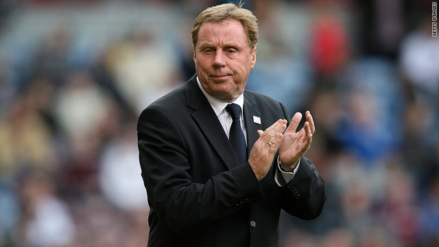 Harry Redknapp has signed a new Tottenham contract after steering the club into the Champions League.