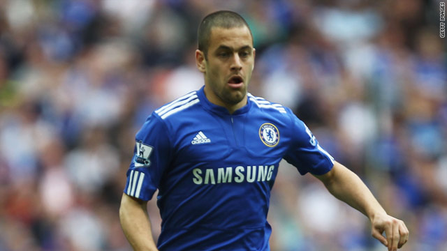 Joe Cole in action for Chelsea during last season's Premier League-winning campaign.
