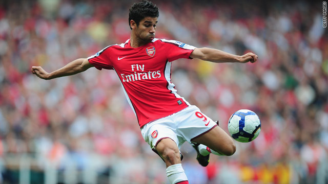 Eduardo has been allowed to leave Arsenal despite signing a new long-term contract in November.