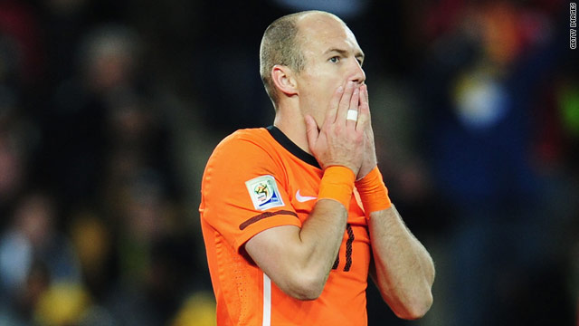 Arjen Robben was a key figure as Bayern Munich regained the German title and reached the Champions League final.