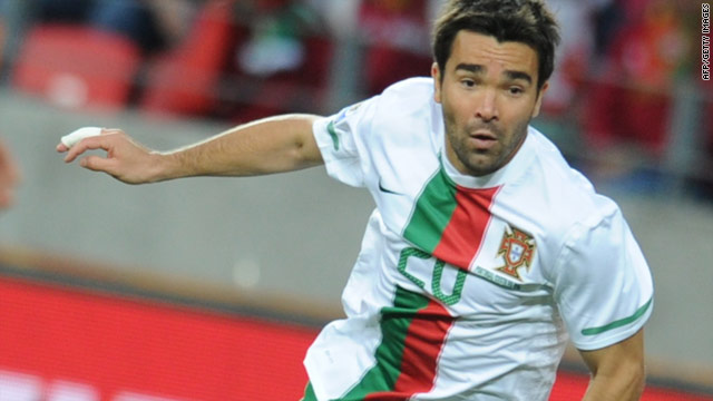Deco received Portuguese citizenship in 2002 six years after arriving from his native Brazil.