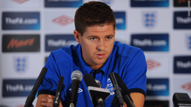 Steven Gerrard believes the England fans have a right to boo the players after their poor World Cup displays.