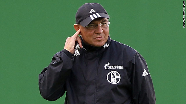 Felix Magath believes he can eventually win the Champions League for the first time with Schalke.