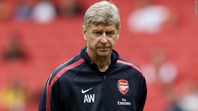 Arsene Wenger's new deal at Arsenal will take him through to the end of the 2013/14 season.