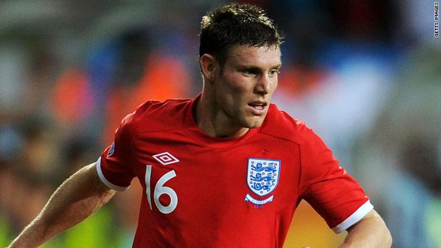 James Milner has swapped Aston Villa for big-spending Manchester City.