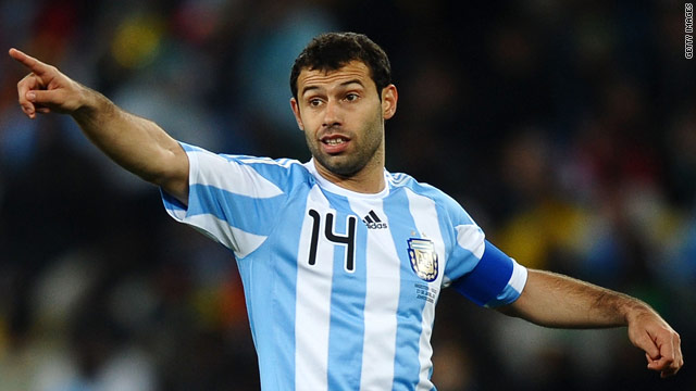 Javier Mascherano's protracted move from Liverpool to Barcelona is nearly complete.