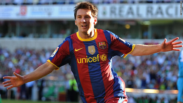 It took striker Lionel Messi just three minutes of the new Spanish league season to score for Barcelona.