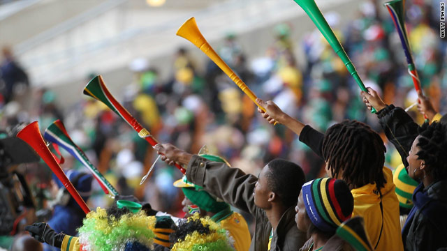 The vuvuzela was a huge part of the 2010 FIFA World Cup, however they will not feature in UEFA competitions.