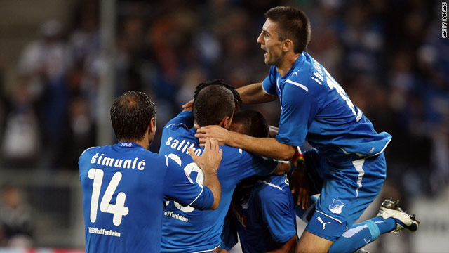 Hoffenheim have won their opening three Bundesliga matches following their 2-0 win over Schalke.